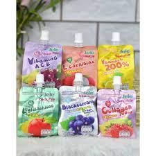 Halal Jele Beautie Collagen Jelly Drinks (Stock Ready)