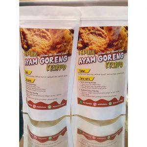 Tepung Ayam Goreng Singgit Crispy/ Crispy Fried Chicken Coating Mix 1kg 🔥BEST CHOICE