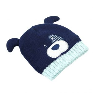 Cute Lovely Dog Knitted Beanie Hat