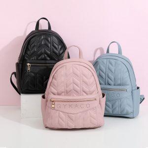 Ransel ! GYKACO ISSY - Tas Ransel Wanita - Fashion Backpack