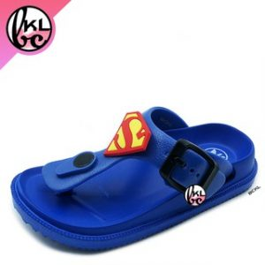Boy's Summer Cartoon Kids Slippers | Super Hero Spider Color | Kids Slippers Raya