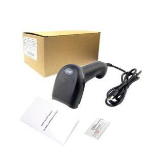 Nteumm F16 Wired Barcode Scanner 1D 2D QR CODE