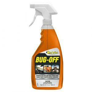 Insect Remover RV Bug Off 650ML Convenient Spray-on, Wipe Off Application