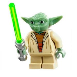 Star Wars Minifigure Jedi Master Yoda Building Block Toy Collection