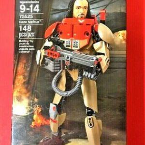Brand New SEALED Lego Star Wars 75525 BAZE MALBUS Character - Disney